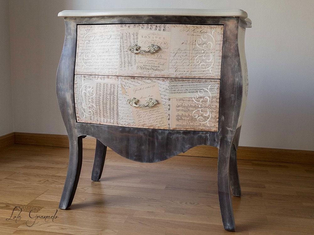 Muebles restaurados lola granado - Muebles restaurados vintage ...